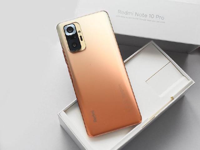 1億畫素、高更新率規格下放 Redmi Note 10 Pro開箱評測