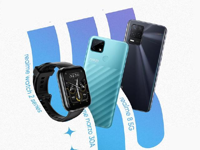 realme新手機與手錶6/7發表 narzo 30A價格預告五千有找