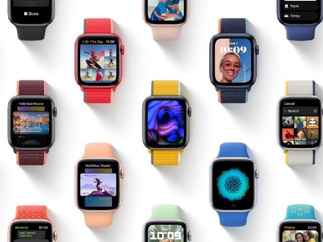 蘋果發表新一代智慧手錶系統 watchOS 8正式版秋季上線