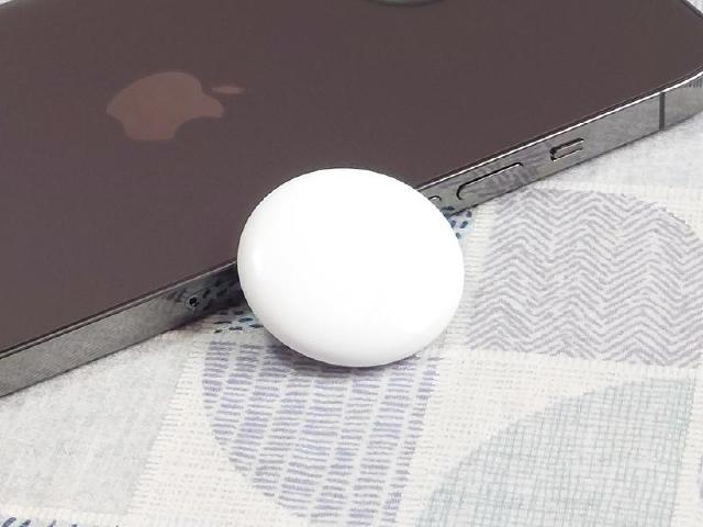 防丟神器!蘋果藍牙追蹤器AirTag開箱與功能體驗