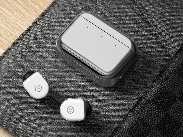 潮牌精品入耳!Master & Dynamic降噪真無線耳機MW08登台