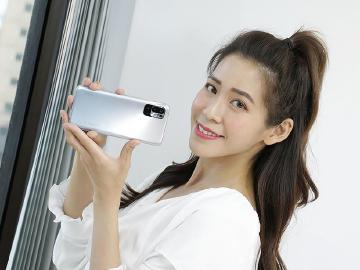 防疫學習好夥伴 5G入門首選Redmi Note 10 5G體驗