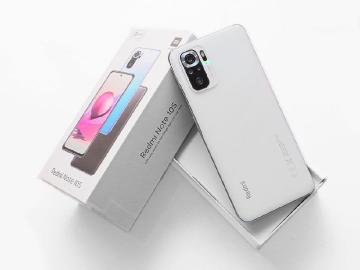 紅米Note 10系列到齊 4G中階手機Redmi Note 10S開箱