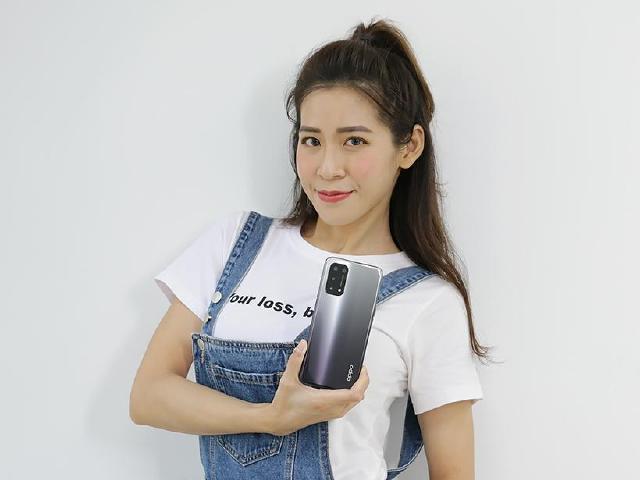 萬元有找5G手機 OPPO A74 5G開箱跑分實測