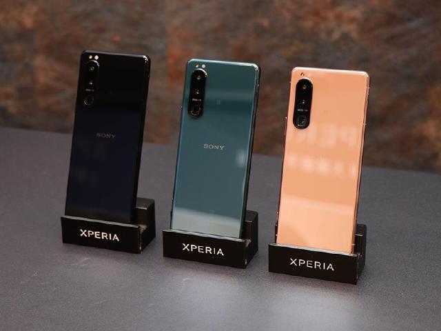 Sony Xperia 5 III小旗艦台灣搶先亮相 9月上市開賣