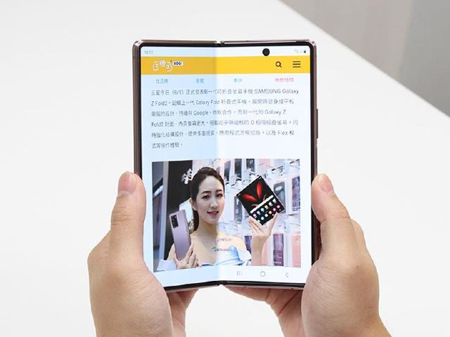 三星今年不推Note手機 Galaxy Z Fold3將支援S Pen