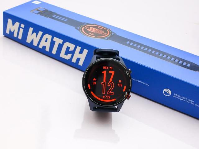 四模定位、血氧偵測!小米手錶運動版開箱