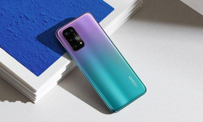 OPPO A74 5G再添新顏色 8/6綺麗紫上市