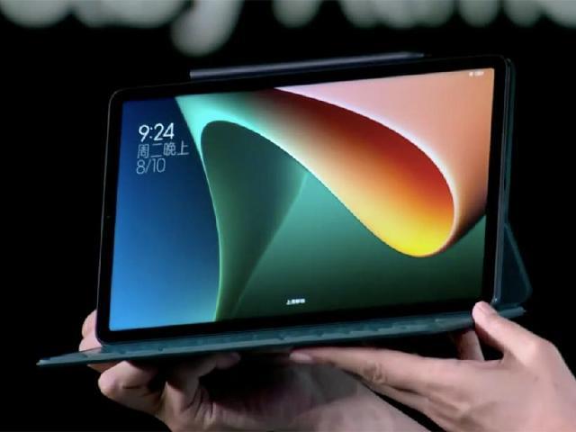 對標iPad Pro!小米平板5系列發表 台灣規劃引進