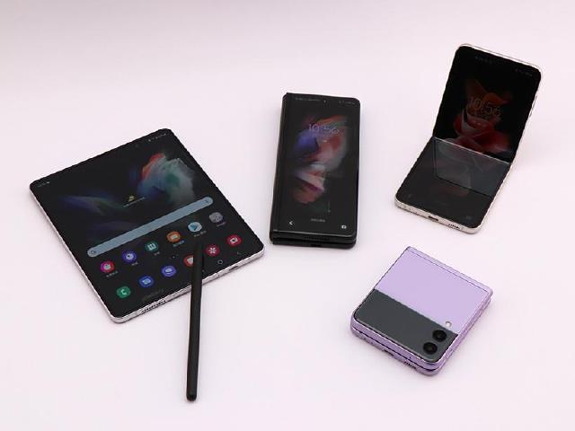 折疊螢幕手機也防水!三星Galaxy Z Fold3與Z Flip3正式發表