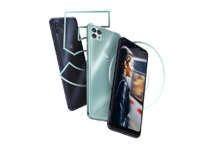 Motorola發表5G入門手機G50 5G 台灣9月上市