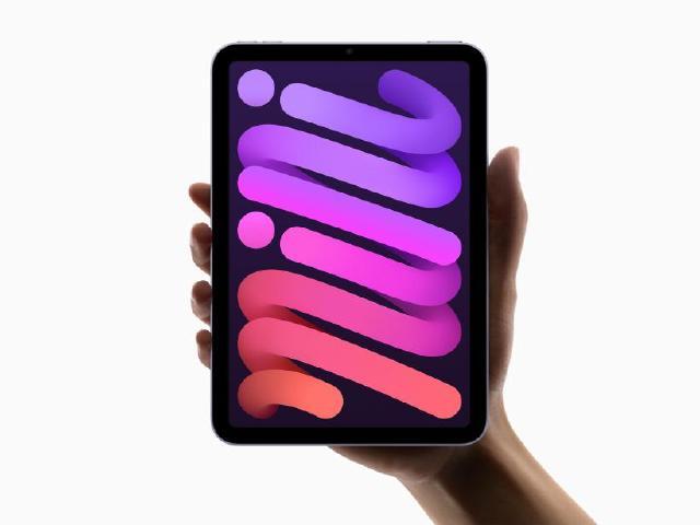 新iPad mini搭載A15晶片 iPad第9代改用12MP前鏡頭規格