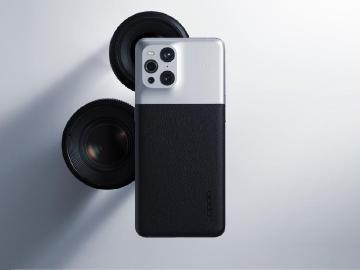OPPO Find X3 Pro攝影師版取材相機元素 ECG版Watch 2同步亮相