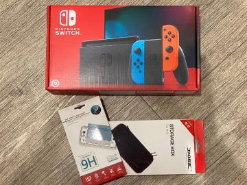 Nintendo 任天堂 Switch