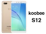 酷比手機koobee S12 大螢幕大電量美顏自拍機