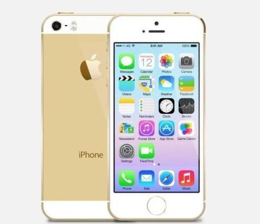 iPhone 5s以及iPhone5c
