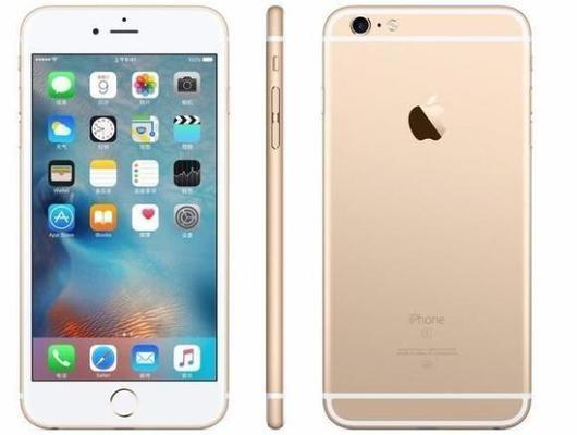 iPhone 6及 iPhone 6 Plus