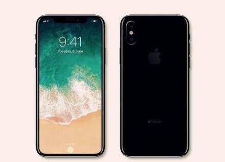 iPhone 8及 iPhone 8Plus,iPhone X